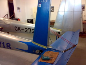 L-13 Blanik (OK-2718)