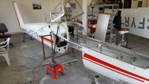L-23 Super Blanik - G-CFYR