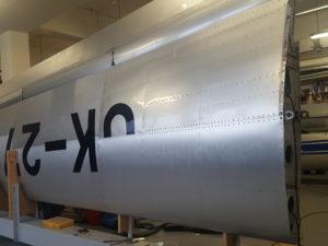 L-13 Blanik (OK-2728)