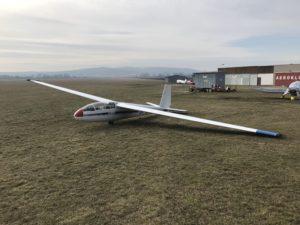 L-13A Blanik (OK-0931)