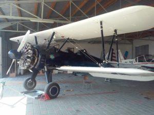 Boeing Stearman (N3955B)