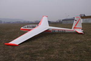 L-13 Blanik (OK-9460)
